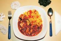 Cari poissons (Fisch-Curry nach der Art von Réunion)