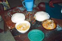 Keniatisches Hühner-Curry
