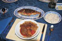 Meen Varathathur (Gebratener Fisch)