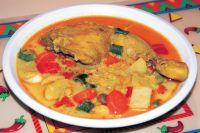 Mulligatawny (Englisch-indische Suppe)