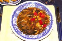 Pato con Chorizo (Ente mit Chorizo)