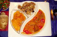 Kaeng ped yang (Rotes Enten-Curry)